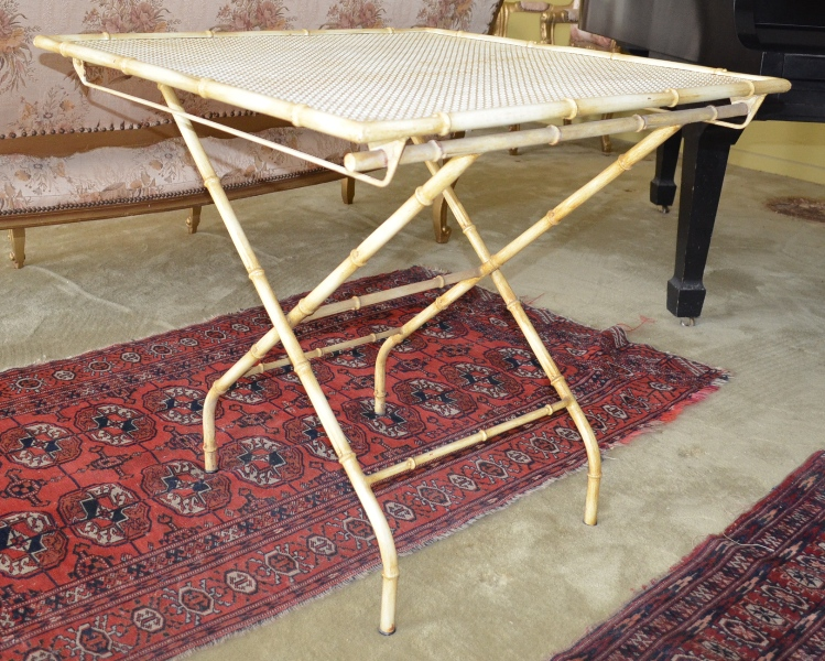 Artdeco Vintage Folding Table
