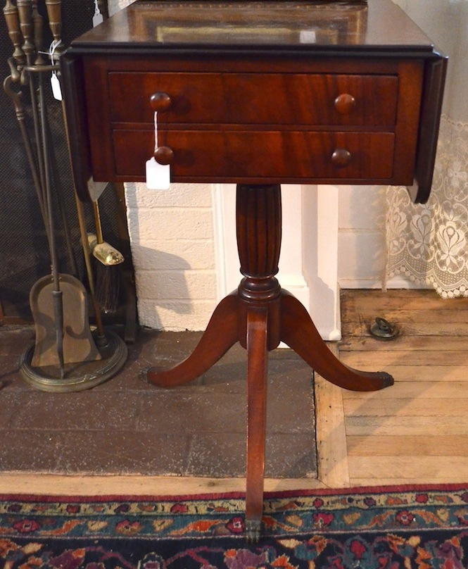 Antique Pair of Side Tables