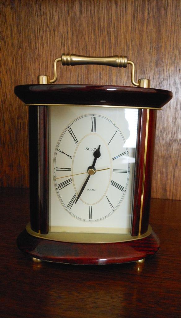 Bulova Clock