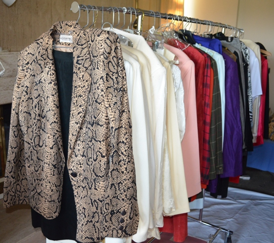 Vintage Designer Clothing