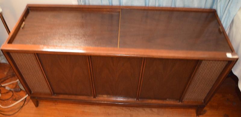 Magnifique console vintage magnavox